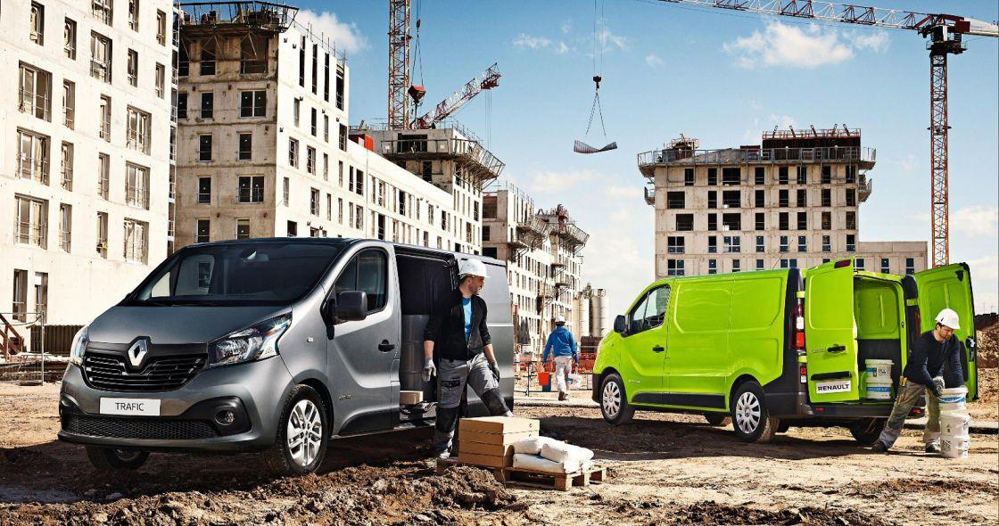 RENAULT SL28 ENERGY dCi 120 Business Van