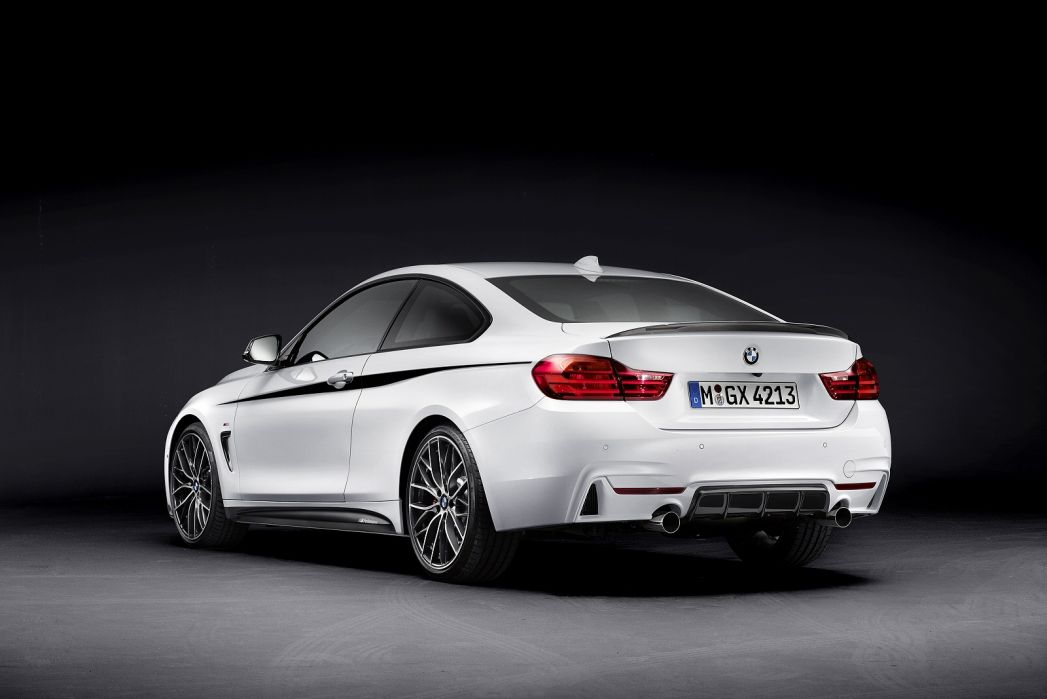Image 2: BMW 4 Series Coupe 430I M Sport 2dr Auto [professional Media]