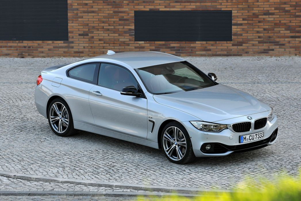Image 3: BMW 4 Series Coupe 430I M Sport 2dr Auto [professional Media]