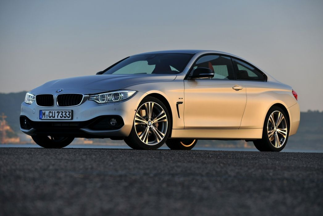 Image 5: BMW 4 Series Coupe 430I M Sport 2dr Auto [professional Media]