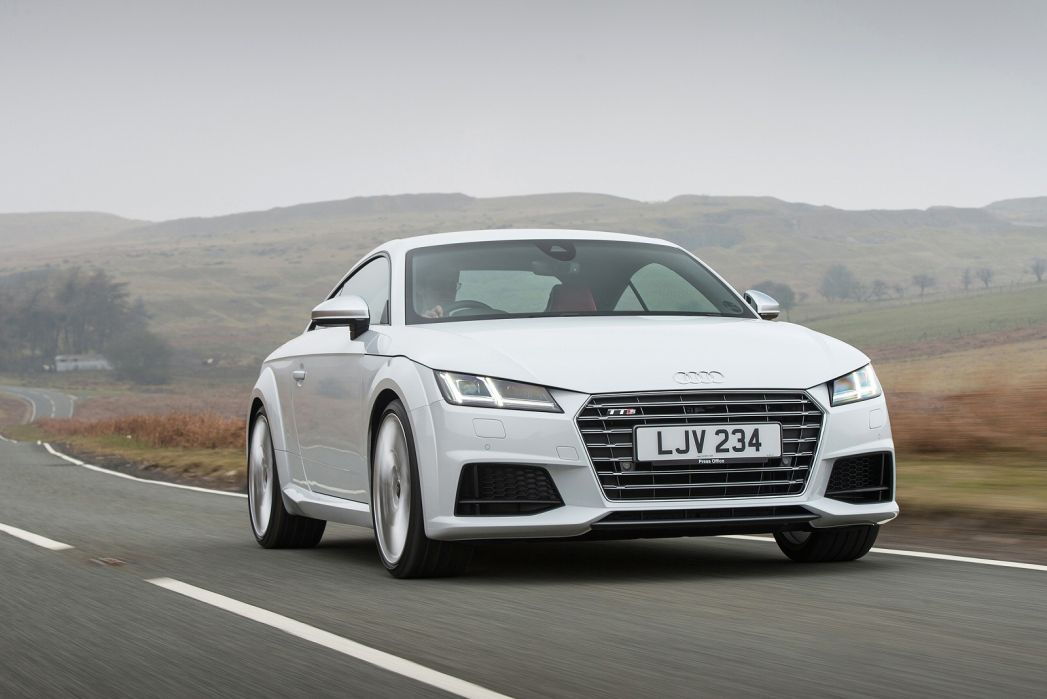 Image 2: Audi TT Roadster 45 Tfsi Black Edition 2dr S Tronic [tech Pack]