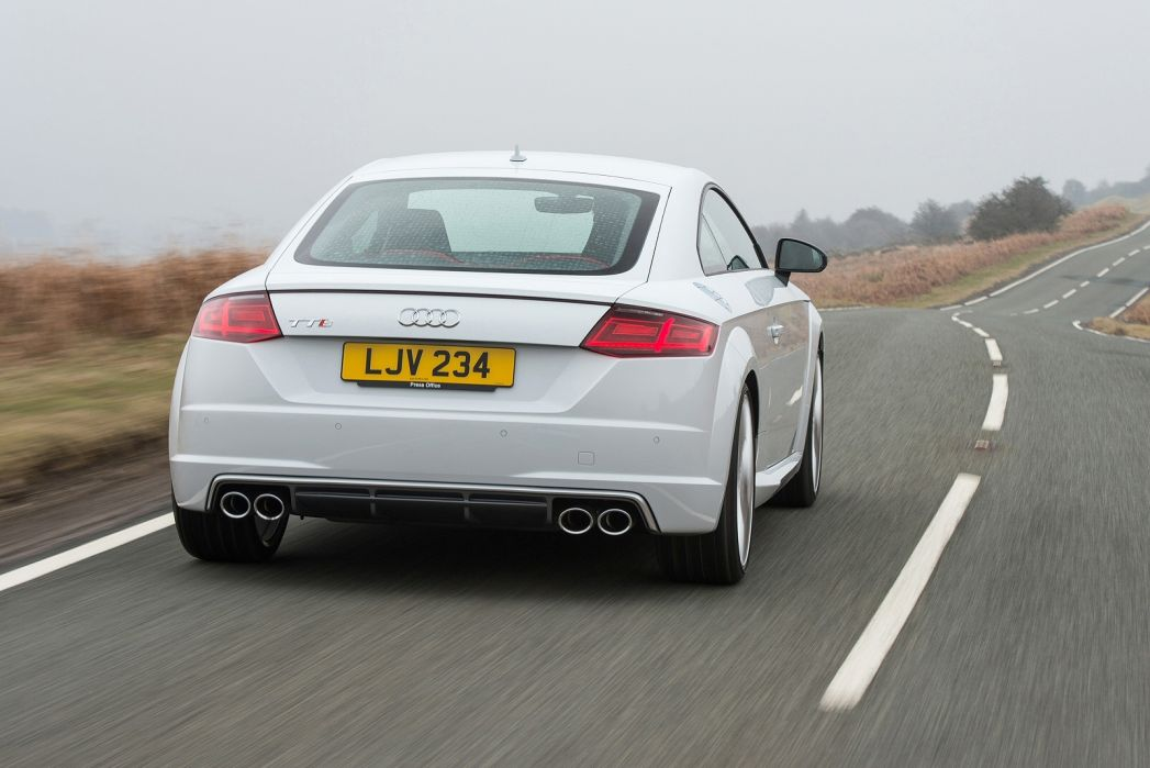 Image 3: Audi TT Roadster 45 Tfsi Black Edition 2dr S Tronic [tech Pack]