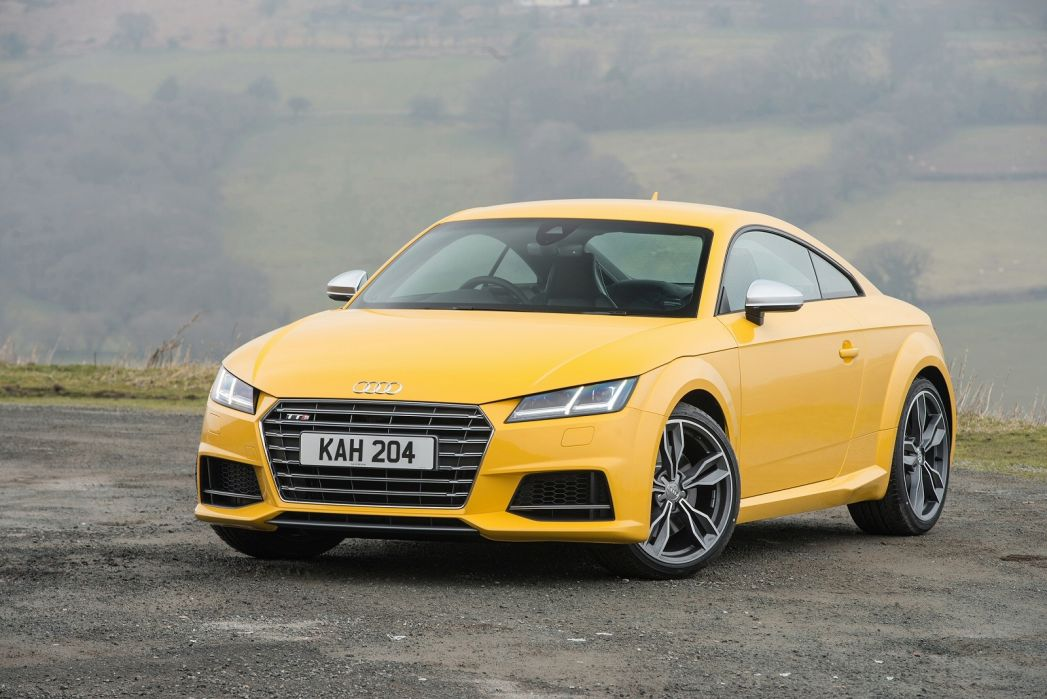 Image 4: Audi TT Roadster 45 Tfsi Black Edition 2dr S Tronic [tech Pack]