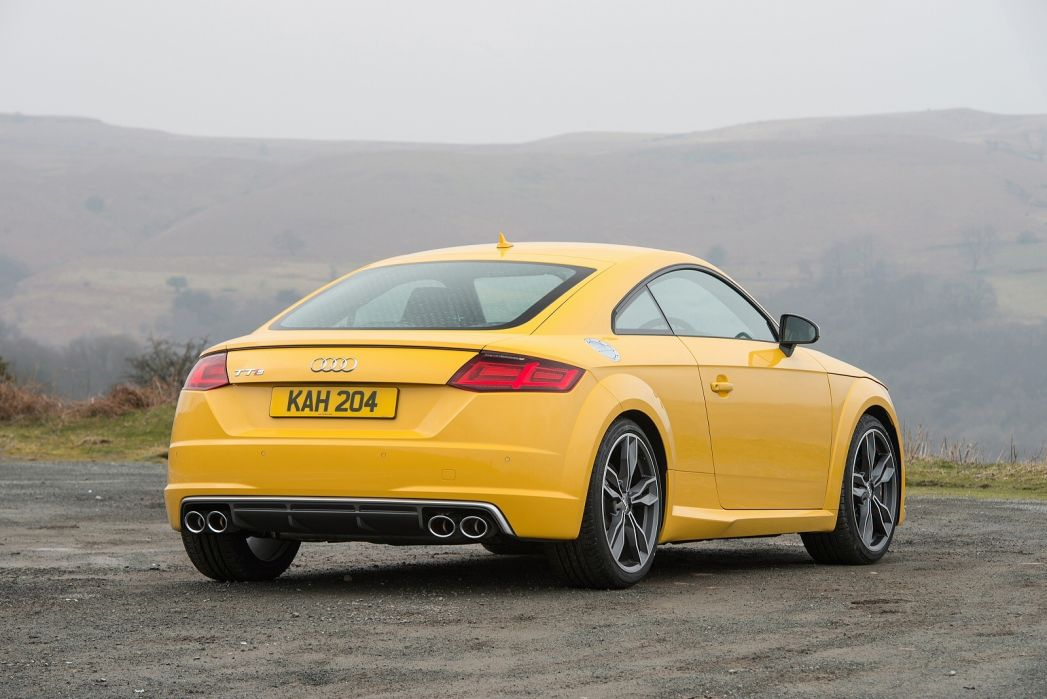 Image 6: Audi TT Roadster 45 Tfsi Black Edition 2dr S Tronic [tech Pack]