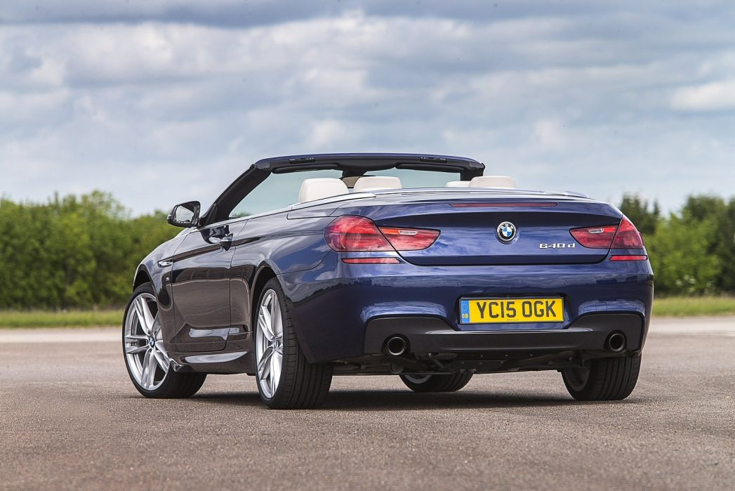 Image 3: BMW 6 Series Gran Turismo Hatchback 640I Xdrive M Sport 5dr Auto