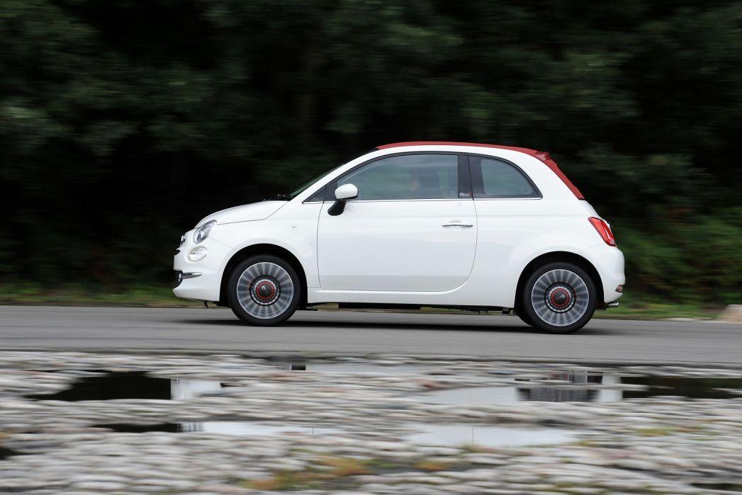 Image 6: Fiat 500C Convertible 0.9 Twinair Lounge 2dr