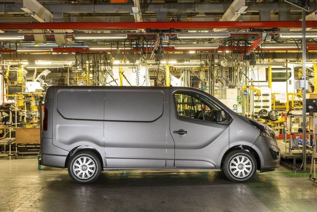 Video Review: Vauxhall Vivaro L1 Diesel 2700 1.5D 100PS Edition H1 VAN