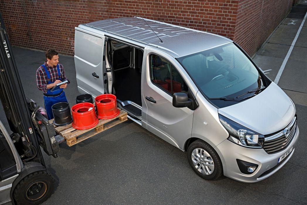 Image 5: Vauxhall Vivaro L1 Diesel 2700 1.5D 100PS Edition H1 VAN