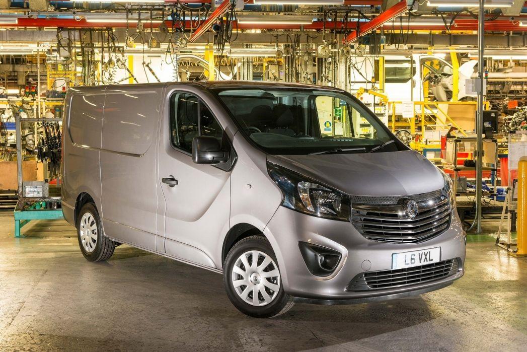 Image 6: Vauxhall Vivaro L1 Diesel 2700 1.5D 100PS Edition H1 VAN