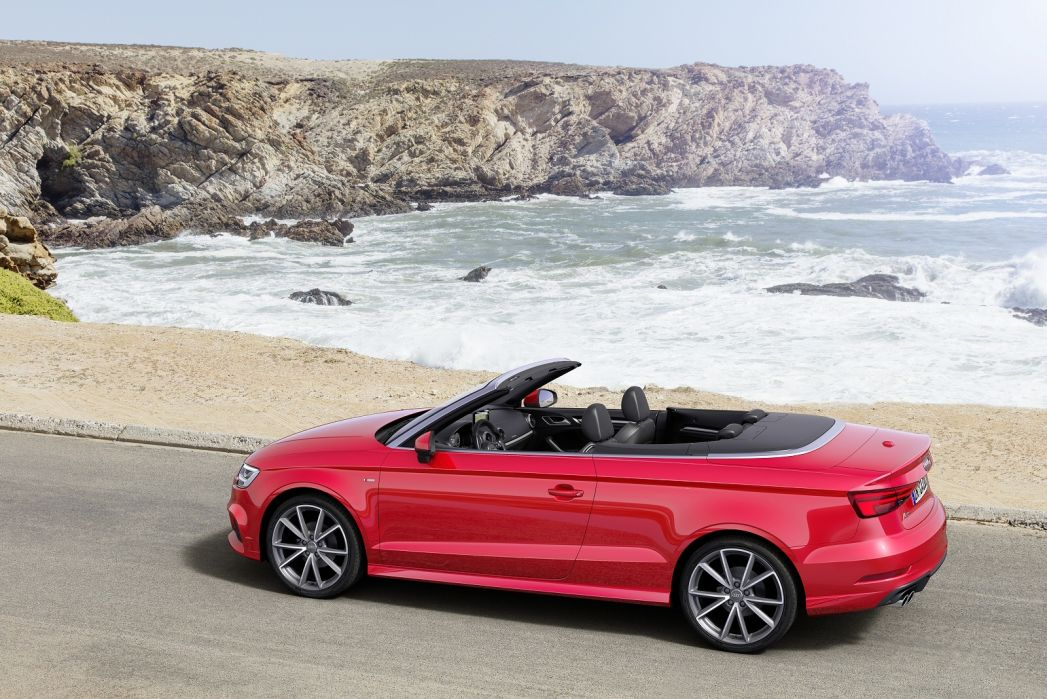 Video Review: Audi A3 Cabriolet 40 Tfsi Quattro S Line 2dr S Tronic [tech Pack]