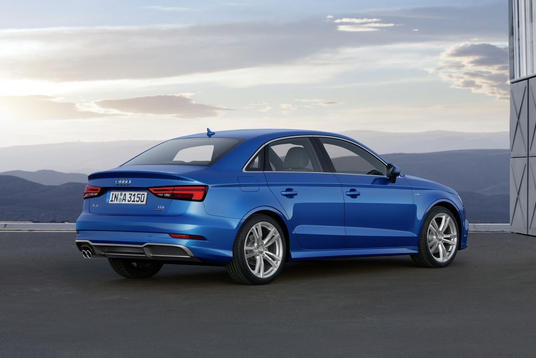 Image 3: Audi A3 Diesel Saloon 35 TDI Sport 4dr S Tronic [tech Pack]
