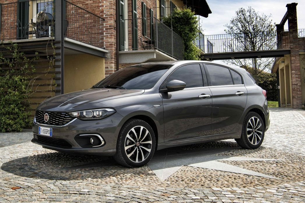Image 4: Fiat Tipo Station Wagon 1.4 T-JET [120] Lounge 5dr