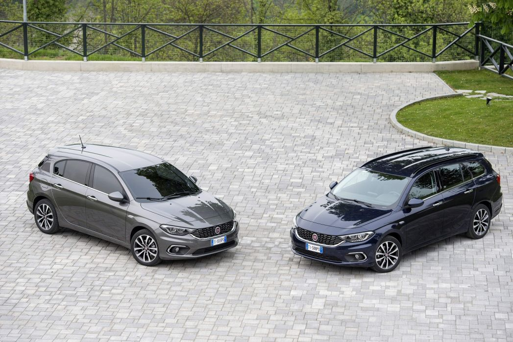 Image 5: Fiat Tipo Station Wagon 1.4 T-JET [120] Lounge 5dr