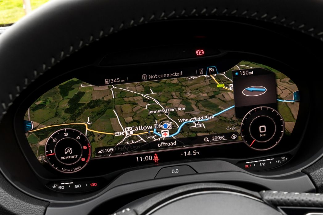 Image 5: Audi A3 Cabriolet 35 Tfsi Sport 2dr S Tronic [tech Pack]