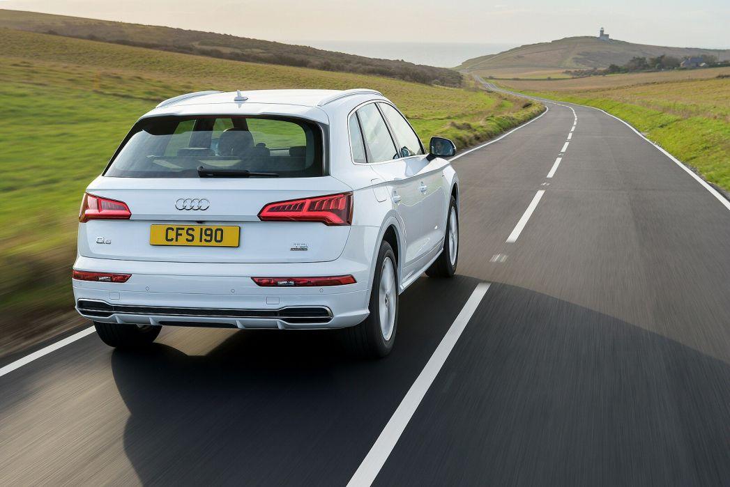 Image 5: Audi Q5 Estate 45 Tfsi Quattro Black Edition 5dr S Tronic