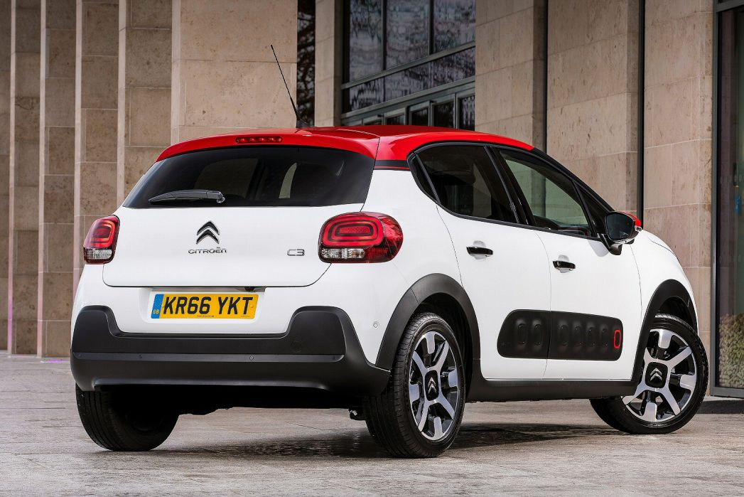 Image 2: Citroen C3 Hatchback 1.2 Puretech 110 Feel NAV Edition 5dr