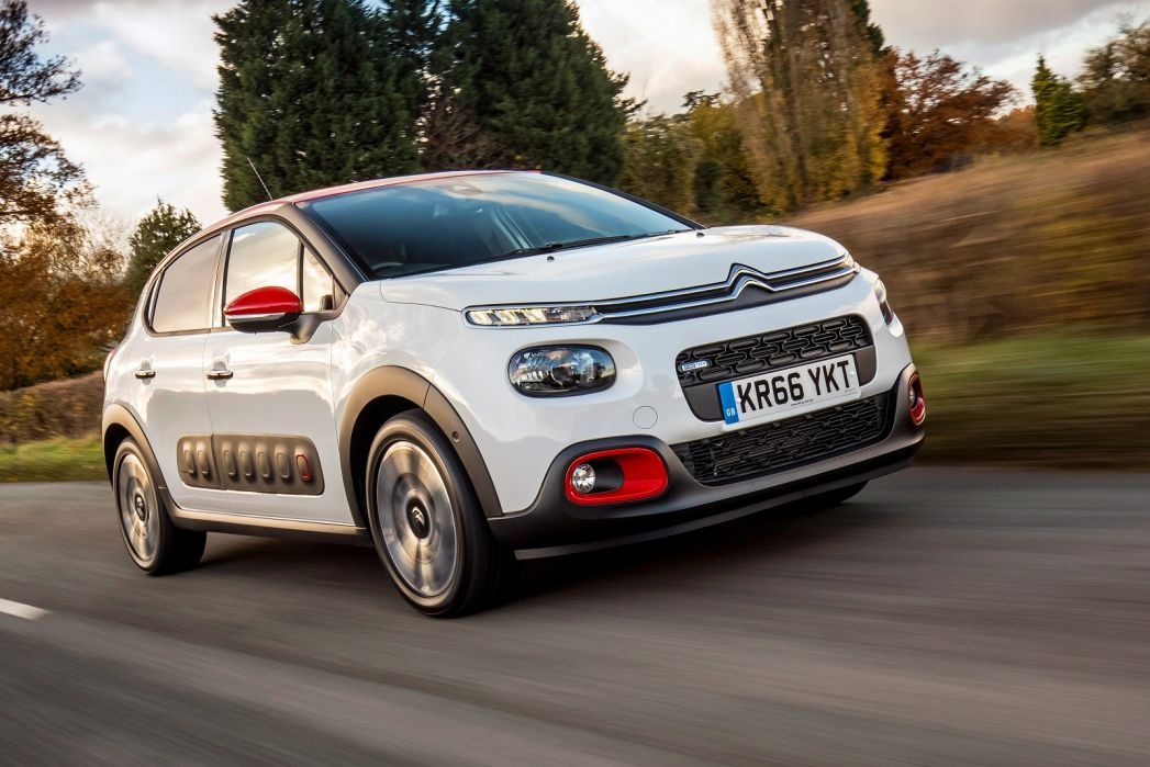Image 4: Citroen C3 Hatchback 1.2 Puretech 110 Feel NAV Edition 5dr