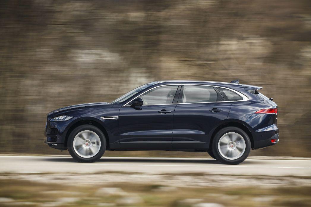 Image 5: Jaguar F-Pace Estate 2.0 R-Sport 5dr Auto AWD