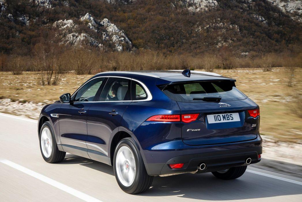 Image 6: Jaguar F-Pace Estate 2.0 R-Sport 5dr Auto AWD