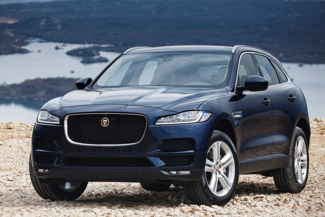Video Review: Jaguar F-Pace Estate 2.0 Portfolio 5dr Auto AWD
