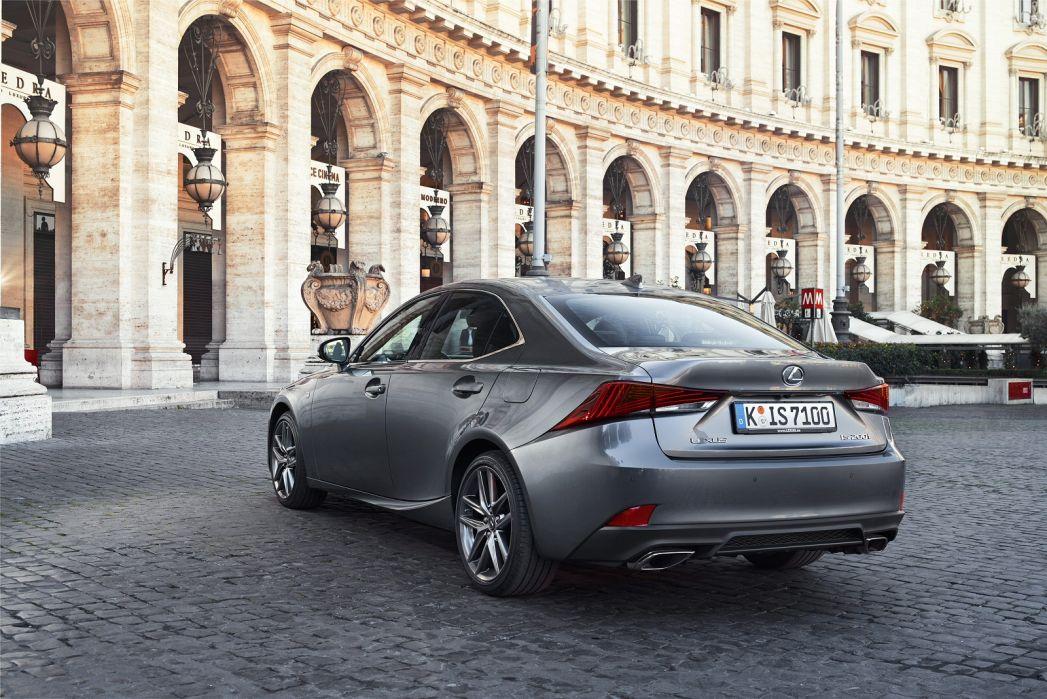 Image 2: Lexus IS Saloon 300H F-Sport 4dr CVT Auto [premium Pack]