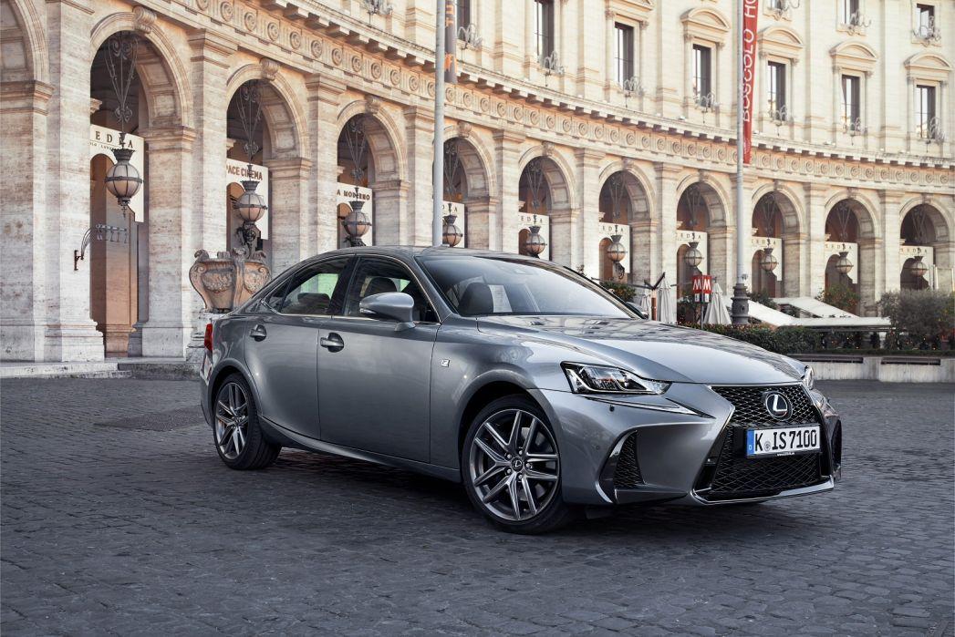 Image 6: Lexus IS Saloon 300H F-Sport 4dr CVT Auto [premium Pack]