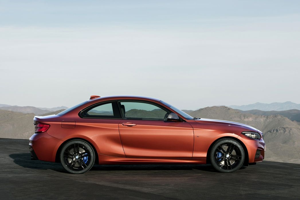 Video Review: BMW 2 Series Diesel Coupe 220D M Sport 2dr [NAV] Step Auto