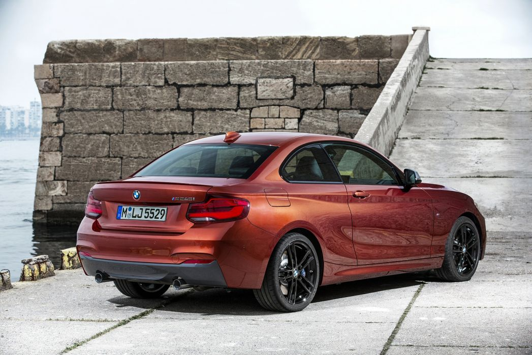 Image 2: BMW 2 Series Coupe 220I Sport 2dr [NAV] Step Auto