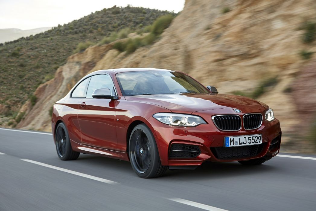 Video Review: BMW 2 Series Coupe 218I M Sport 2dr [NAV]