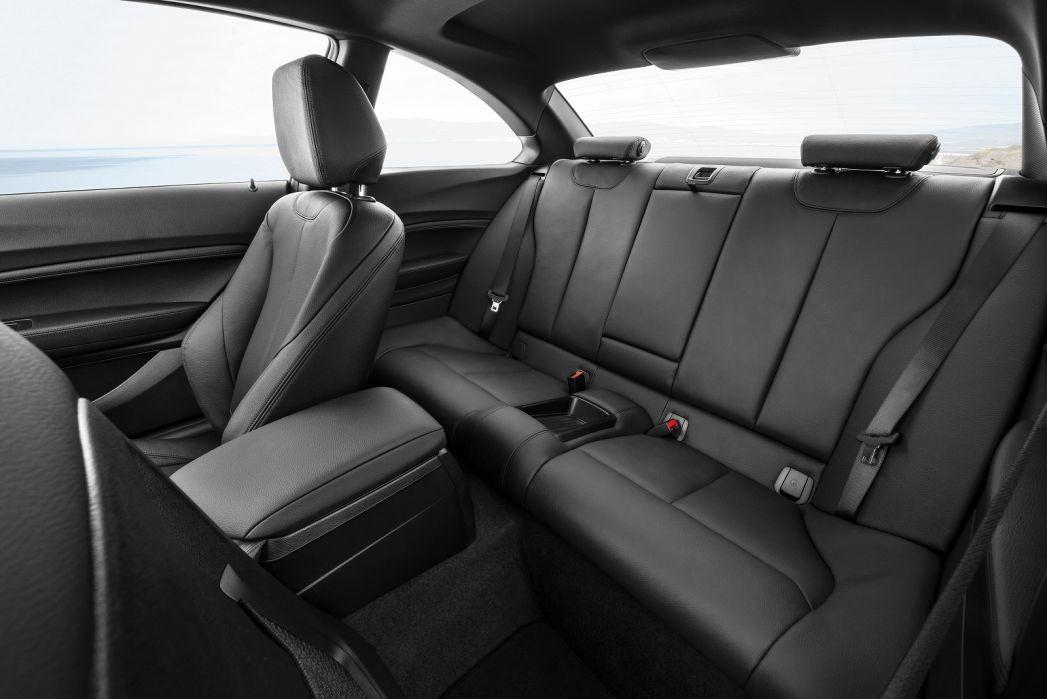 Image 2: BMW 2 Series Coupe 218I SE 2dr [NAV]