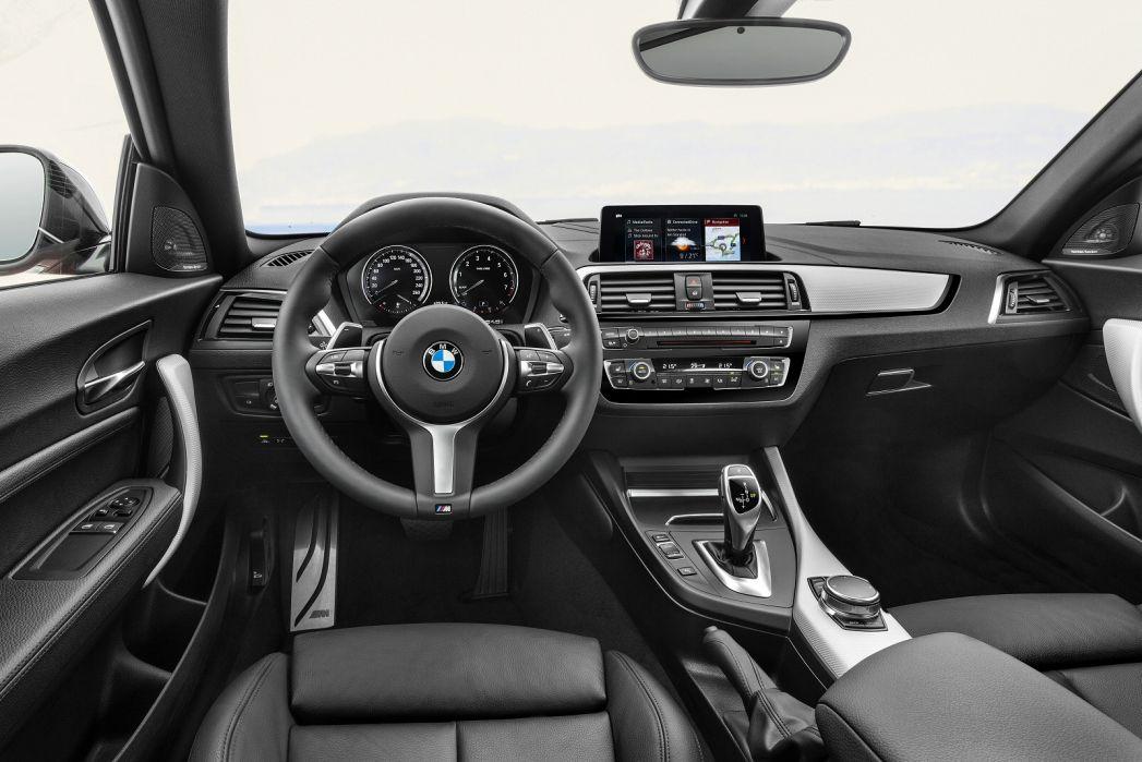 Image 2: BMW 2 Series Coupe 218I M Sport 2dr [NAV]