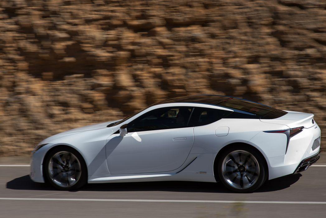 Image 4: Lexus LC Coupe 500H 3.5 Sport 2dr Auto