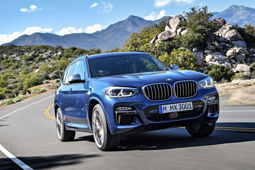 Image 4: BMW X3 Estate Xdrive20i Xline 5dr Step Auto