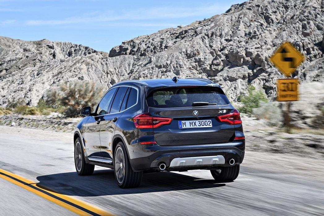 Image 5: BMW X3 Estate Xdrive20i SE 5dr Step Auto