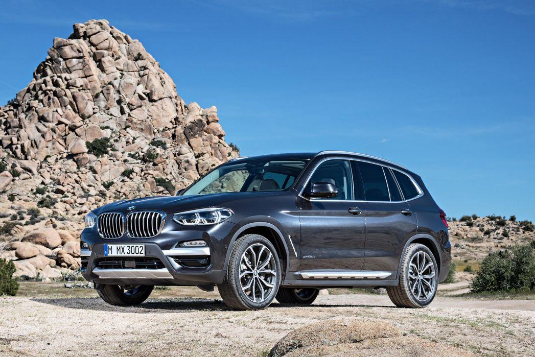 Image 5: BMW X3 Diesel Estate Xdrive20d M Sport 5dr Step Auto