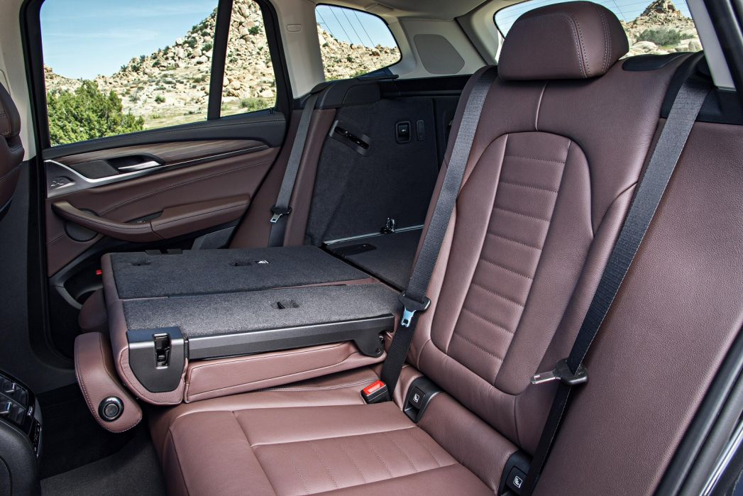 Image 6: BMW X3 Estate Xdrive20i Xline 5dr Step Auto
