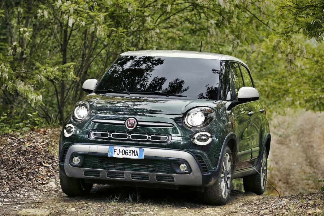 Image 3: Fiat 500L Hatchback 1.4 Cross 5dr