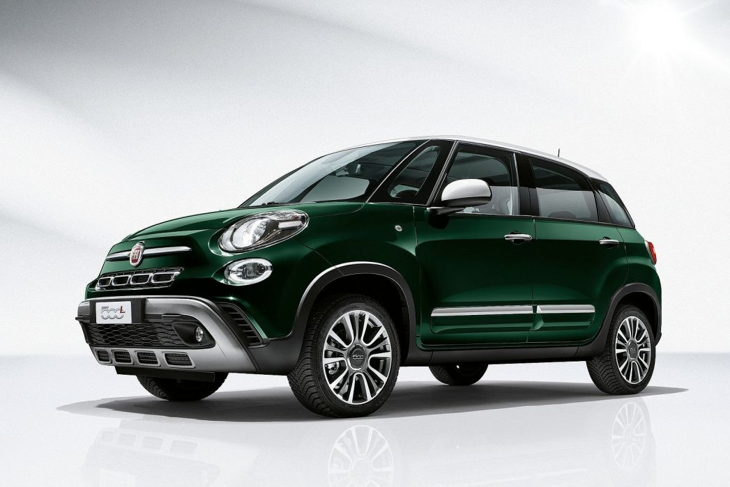 Image 5: Fiat 500L Hatchback 1.4 Cross 5dr
