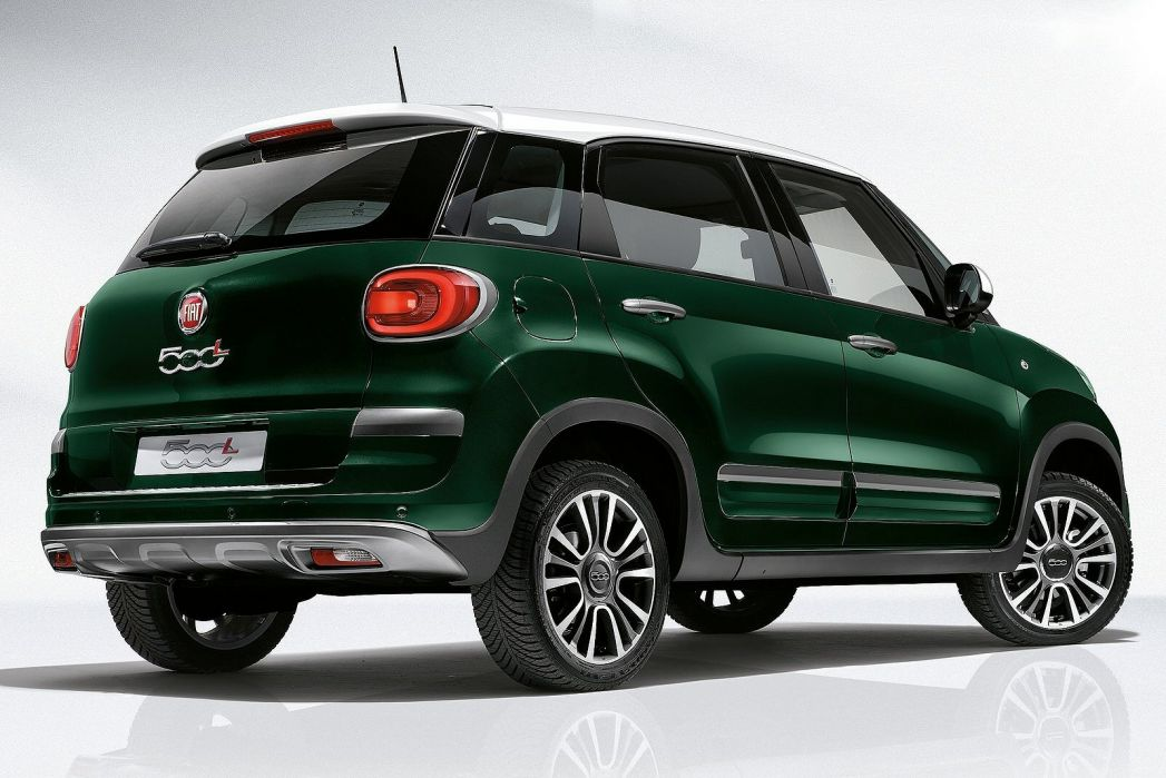 Image 6: Fiat 500L Hatchback 1.4 Cross 5dr
