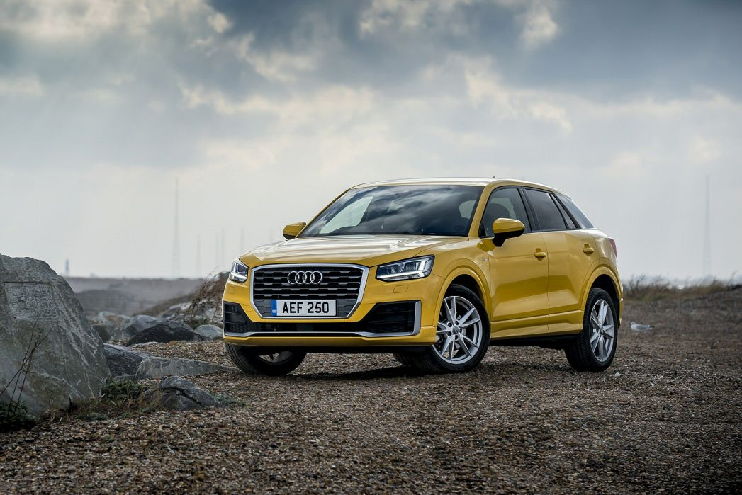 Image 4: Audi Q2 Estate 35 Tfsi Black Edition 5dr [tech Pack]