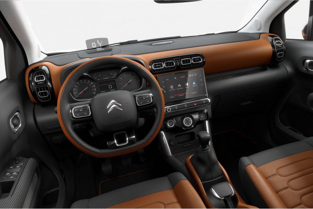 Image 3: Citroen C3 Aircross Hatchback 1.2 Puretech Flair 5dr