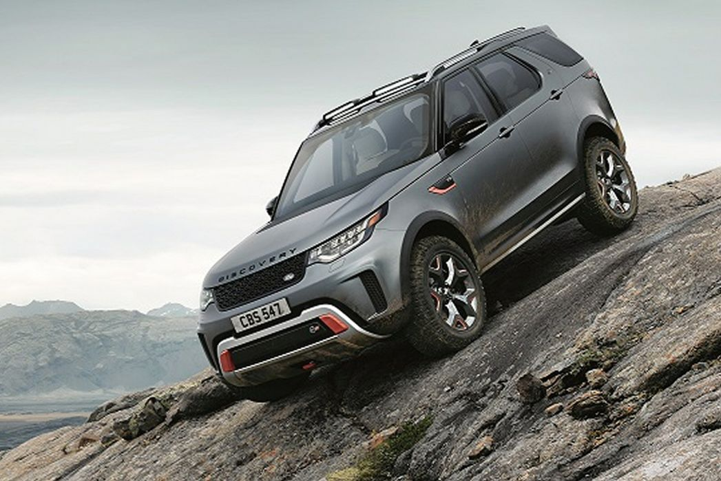 Image 2: Land Rover Discovery SW 2.0 SI4 S 5dr Auto
