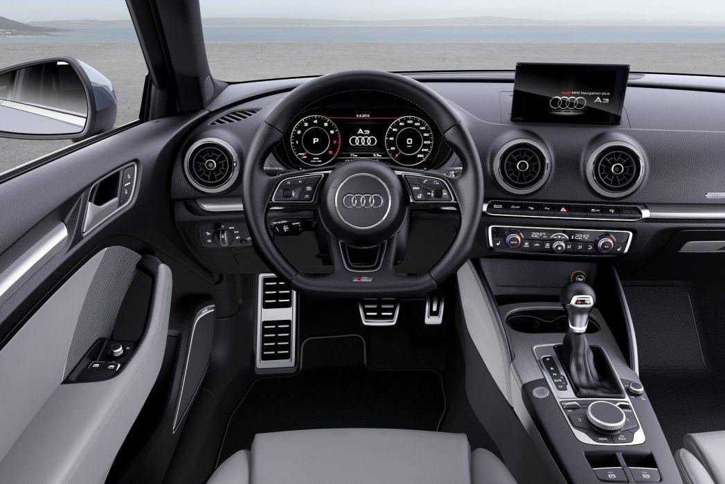 Image 4: Audi A3 Cabriolet S3 Tfsi 300 Quattro 2dr S Tronic [tech Pack]