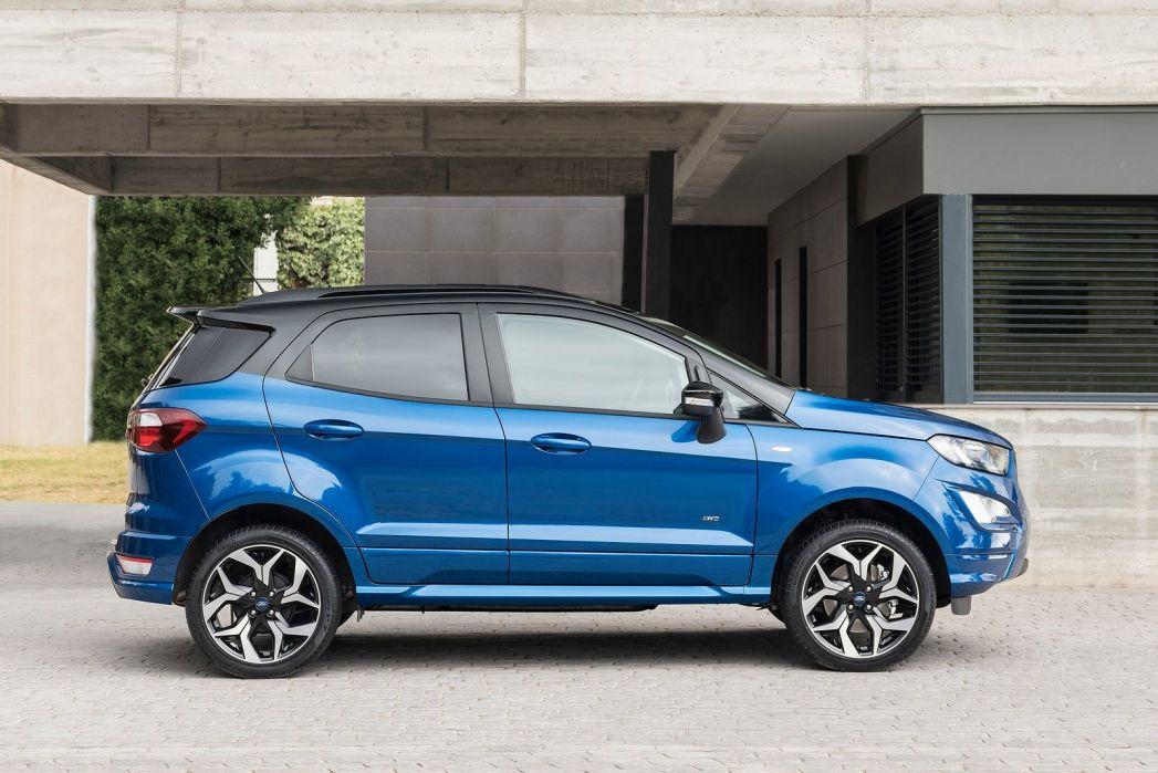 Image 1: Ford Ecosport Hatchback 1.0 Ecoboost Zetec 5dr