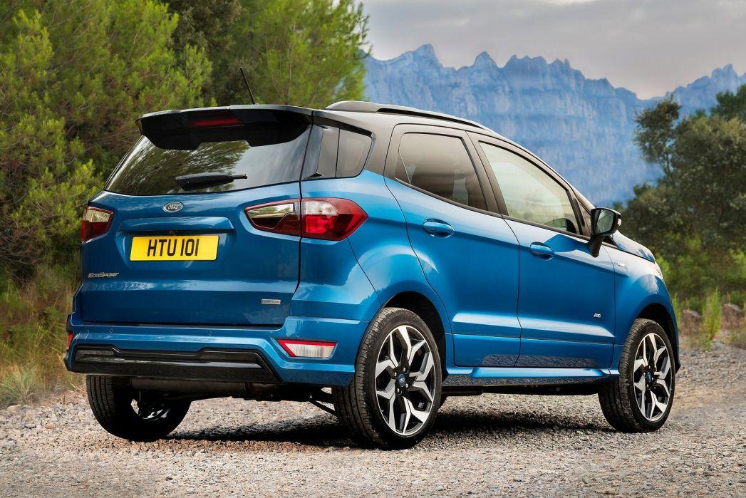 Image 2: Ford Ecosport Hatchback 1.0 Ecoboost Zetec 5dr