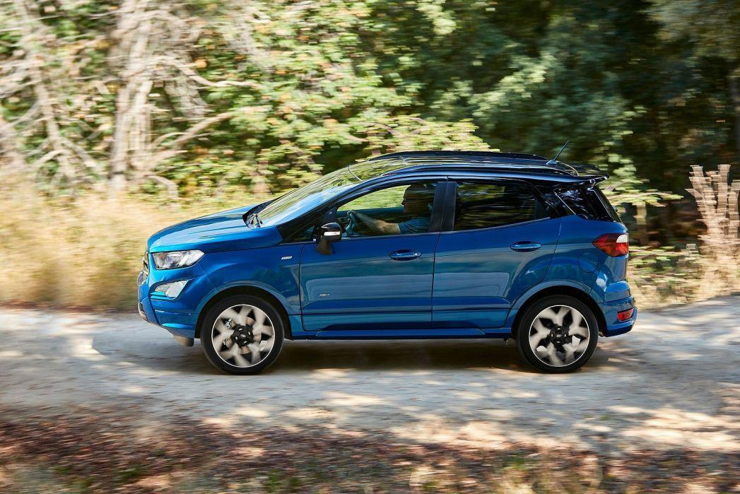 Image 4: Ford Ecosport Hatchback 1.0 Ecoboost Zetec 5dr