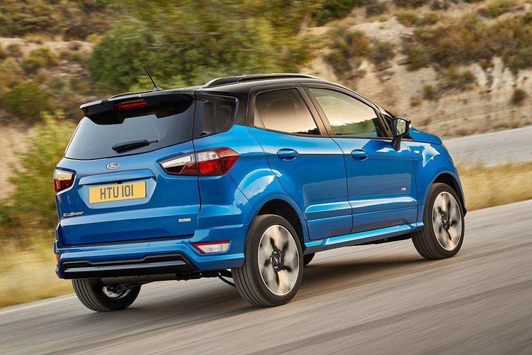 Image 5: Ford Ecosport Hatchback 1.0 Ecoboost Zetec 5dr