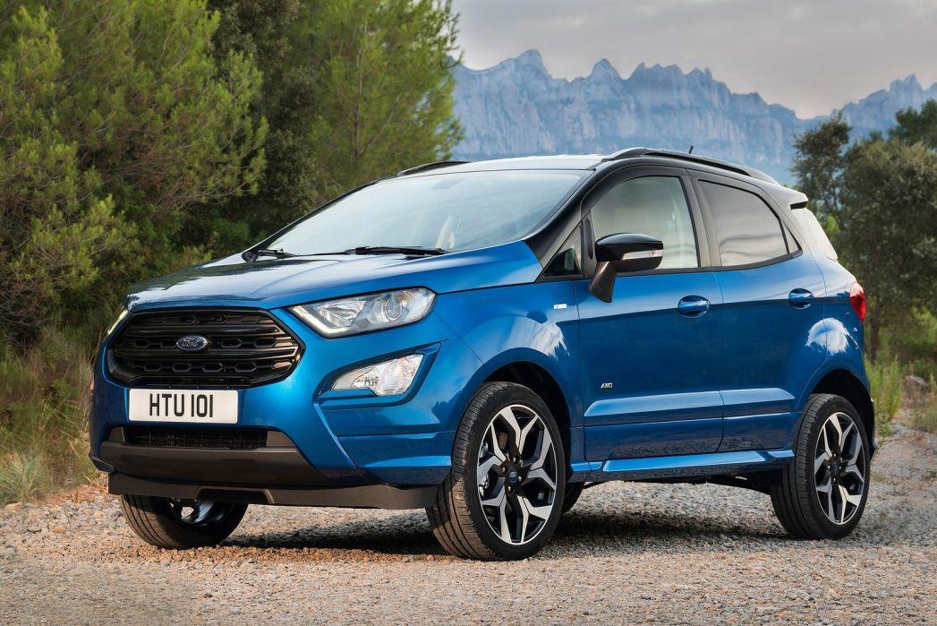Image 6: Ford Ecosport Hatchback 1.0 Ecoboost 125 Titanium 5dr