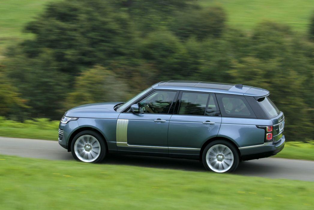 Image 4: Land Rover Range Rover Estate 2.0 P400e Svautobiography LWB 4dr Auto