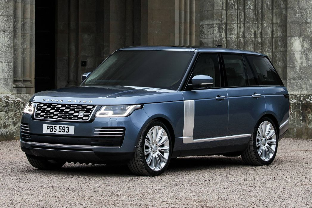 Image 6: Land Rover Range Rover Estate 2.0 P400e Svautobiography LWB 4dr Auto